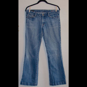 Citizens of Humanity Wide Leg Jeans - Size 32